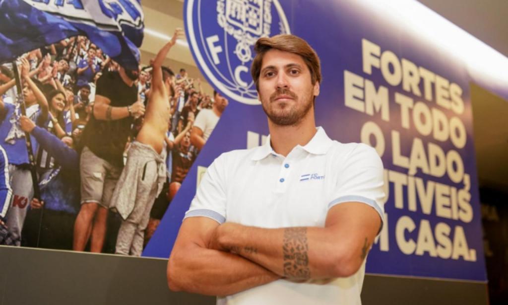Basquetebol: João Soares (FC Porto)
