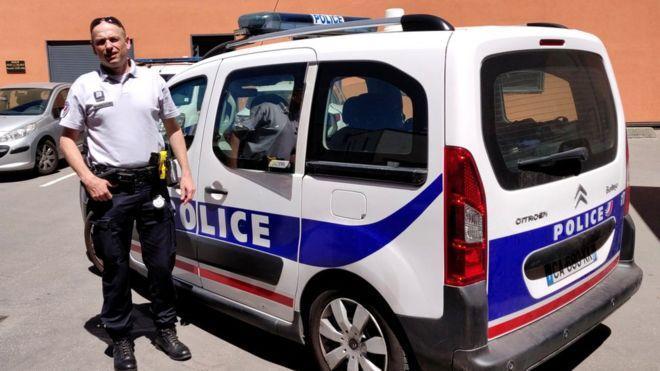 Polícia de Albi