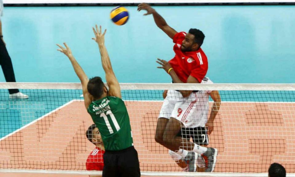 Voleibol: Benfica defronta Mladost Brcko na Liga dos Campeões