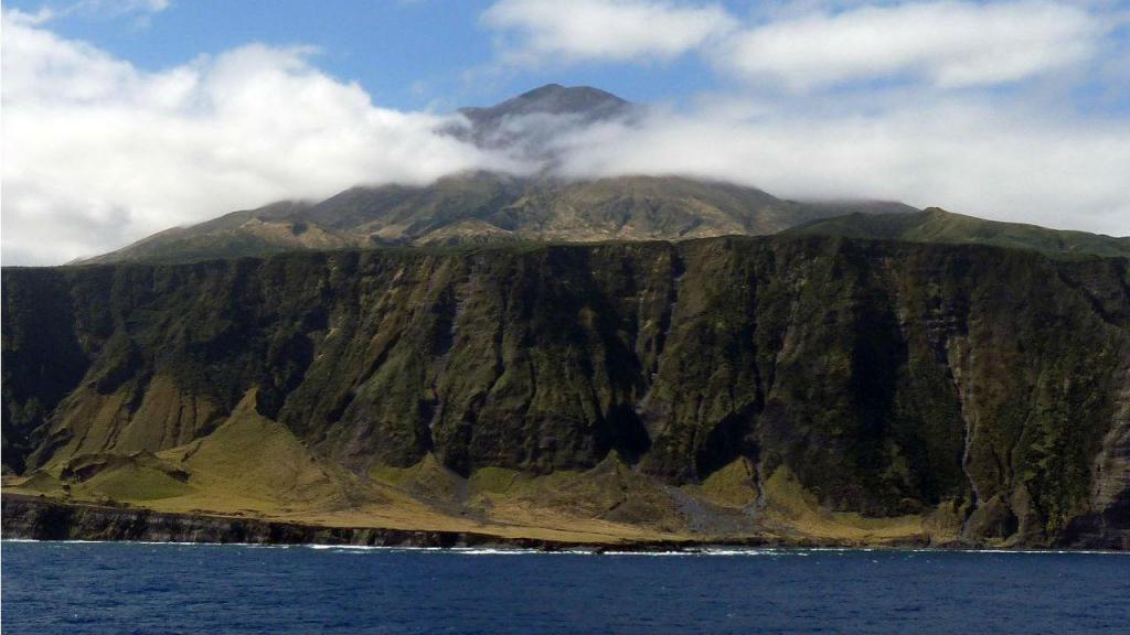 Ilha Tristão da Cunha