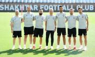 Equipa técnica do Shakhtar Donetsk