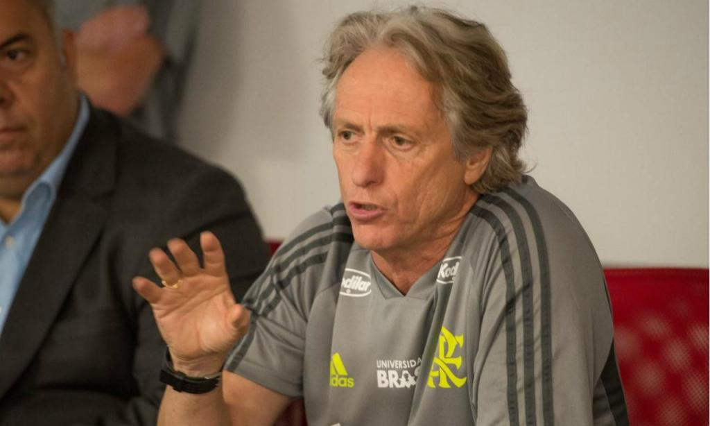 Fotos de Jesus no Flamengo