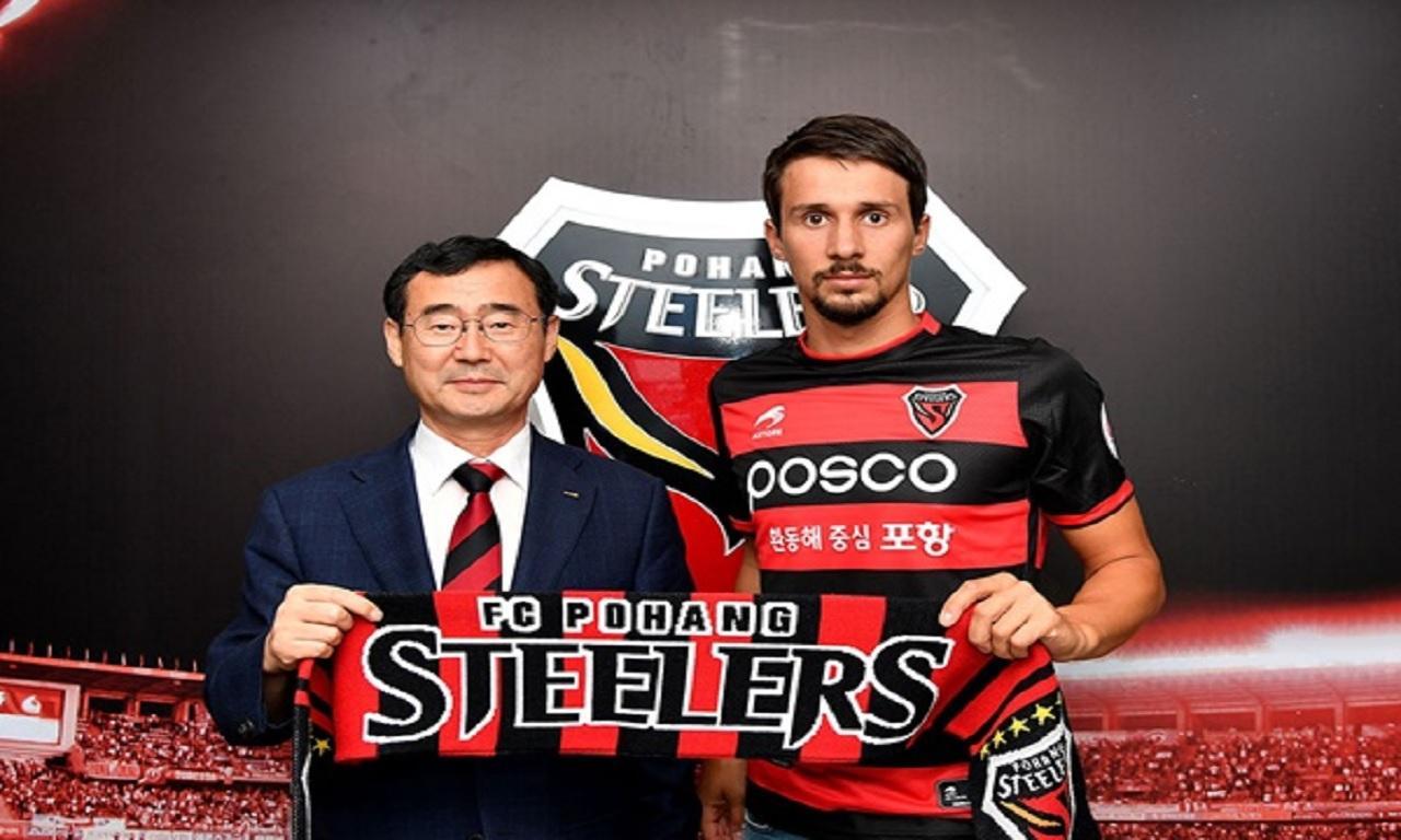 Palocevic (Pohang Steelers)