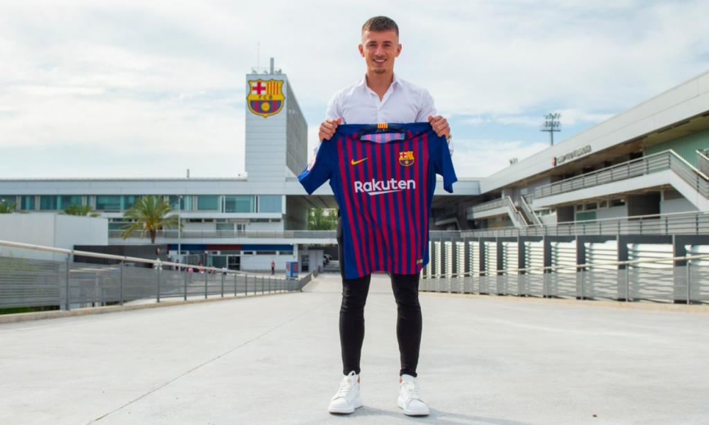 Van Beijnen (Fonte: Barcelona)