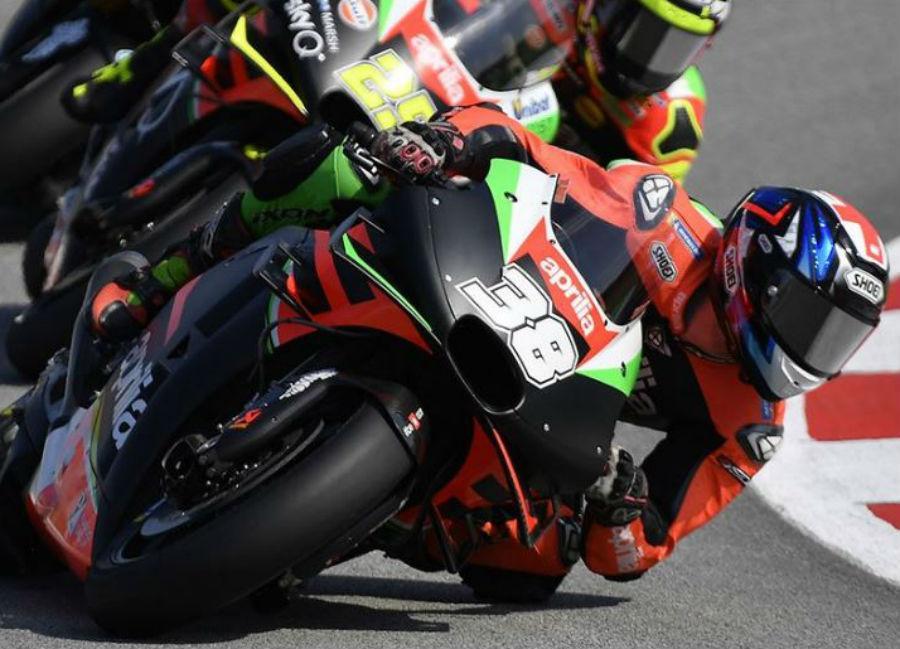 Bradley Smith (Aprilia MotoGP)