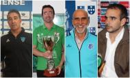 As mudanças de treinador no Campeonato de Portugal para 2019/2020