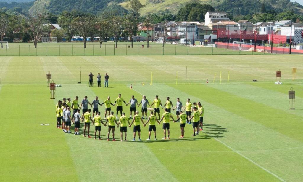Homenagem do Flamengo