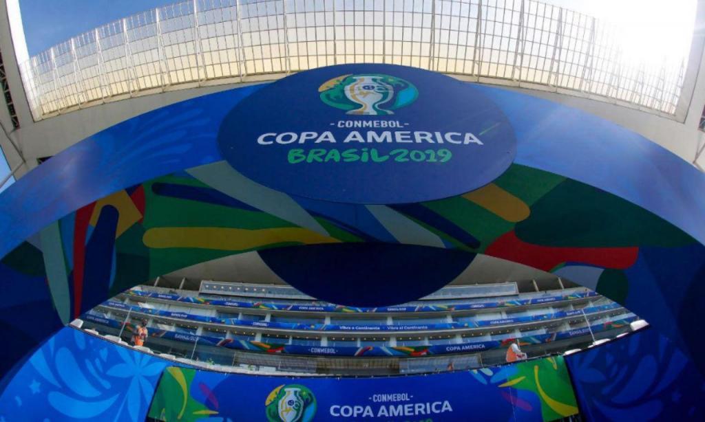 Copa América no Brasil