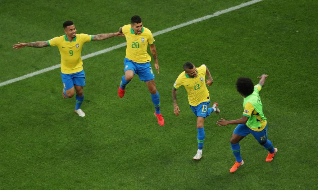 Copa América: Peru-Brasil (Reuters)