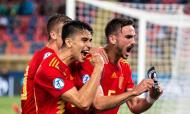 Euro Sub-21: Espanha-Polónia (EPA)