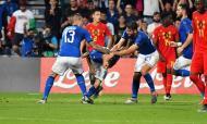 Euro Sub-21: Bélgica-Itália (EPA)