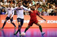 Futsal: Portugal-Noruega (José Coelho/LUSA)