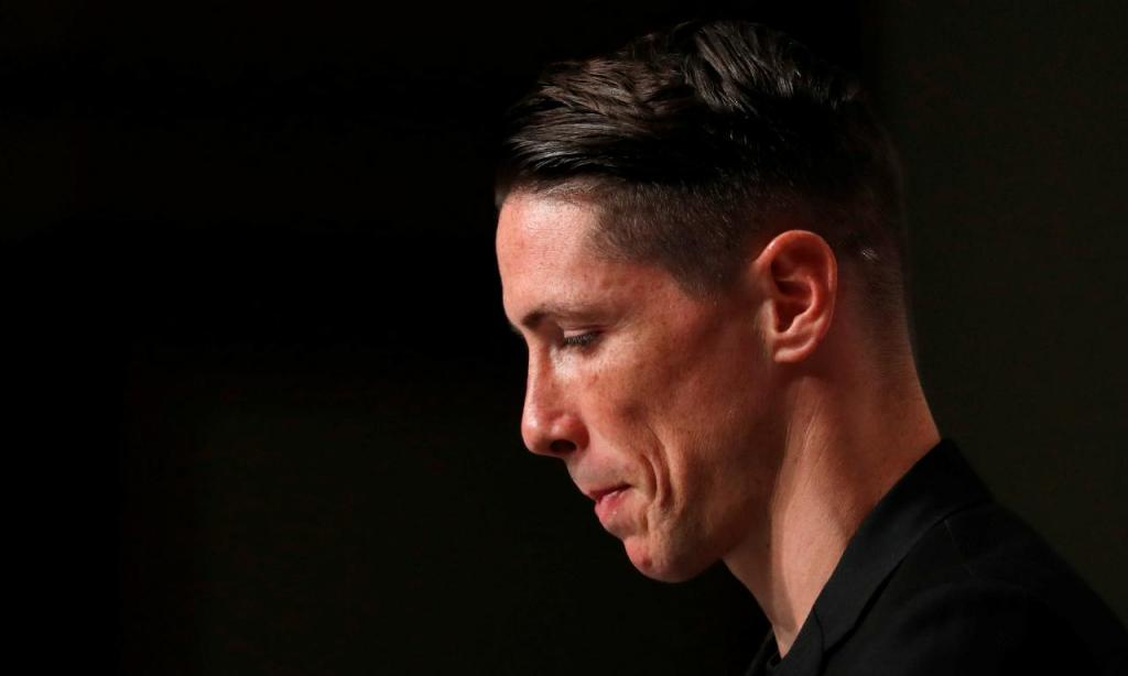 Fernando Torres (REUTERS/Issei Kato)