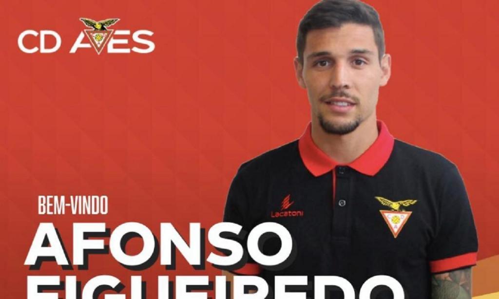 Afonso Figueiredo (Facebook Desp. Aves)