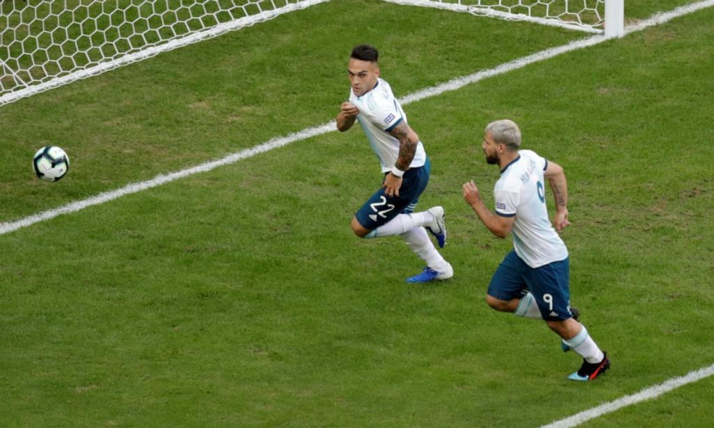 Copa América 2019: Qatar-Argentina (Reuters)