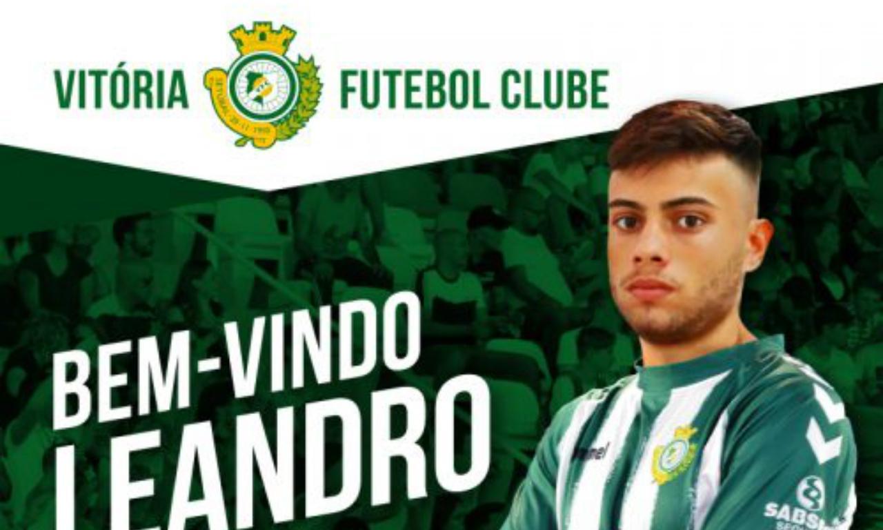 Leandro Vilela (Foto: V. Setúbal)
