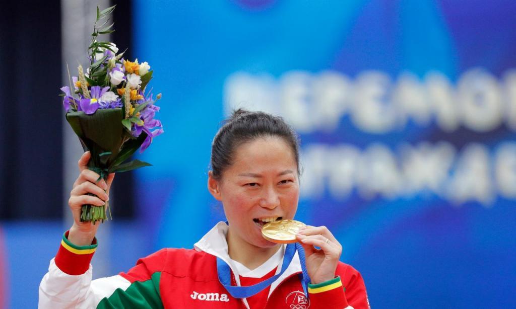 Fu Yu (EPA/Sergey Dolzhenko)
