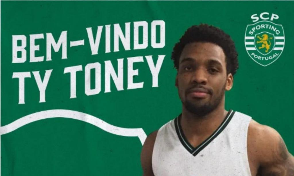 Ty Toney (Sporting)