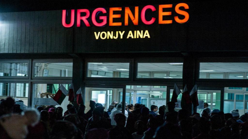 Urgências em Madagáscar
