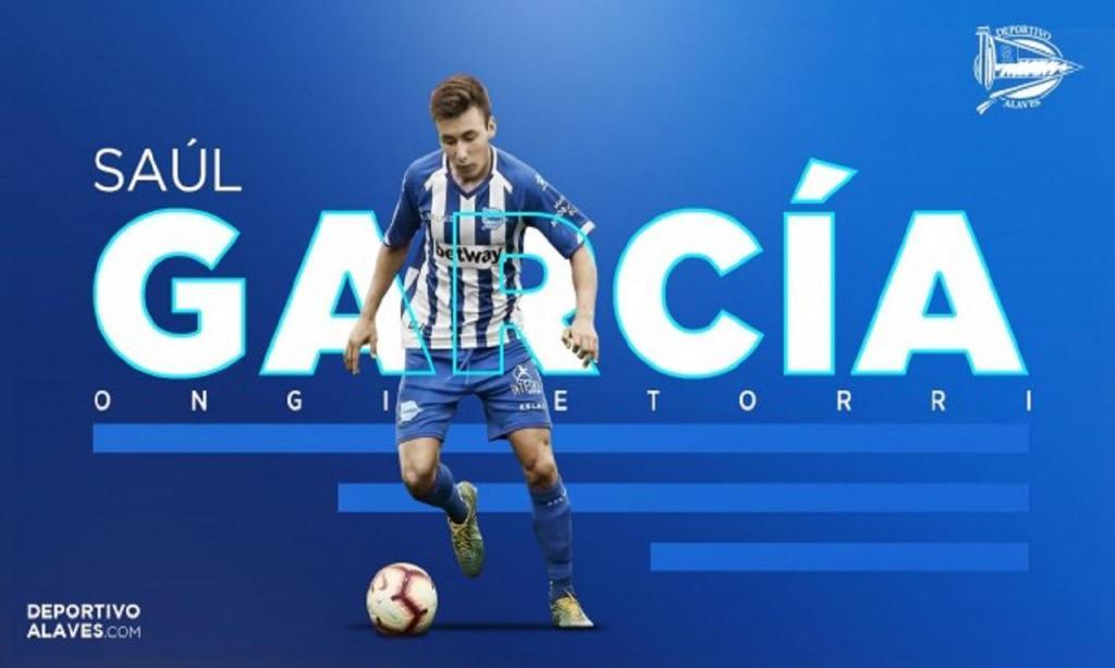 Saúl García (Alavés)