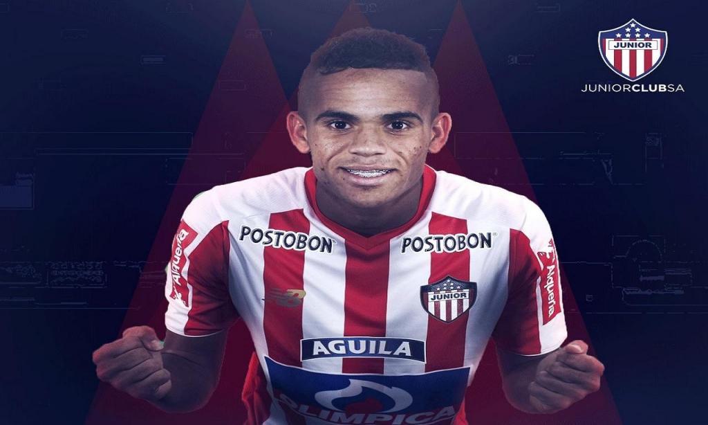 Luis Diáz (Atlético Junior)