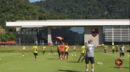Metodologia de Jesus está a deixar rendidos os jogadores do Flamengo