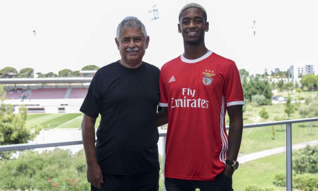 Diogo Mendes (Fonte: Benfica)