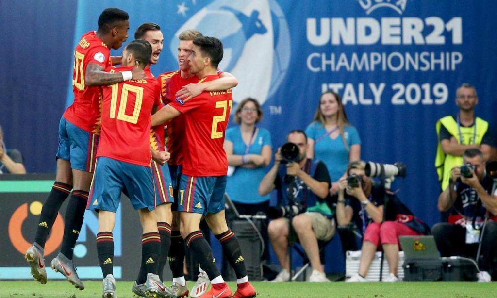 Espanha é a nova campeã da Europa de sub-21