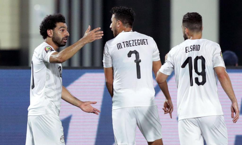 Salah conduziu Egito aos «oitavos» da CAN 2019