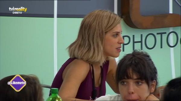 Elisabete Moutinho para Vânia Sá: