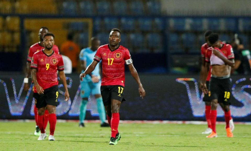 Mundial 2022: Angola vence Gâmbia e garante fase de grupos