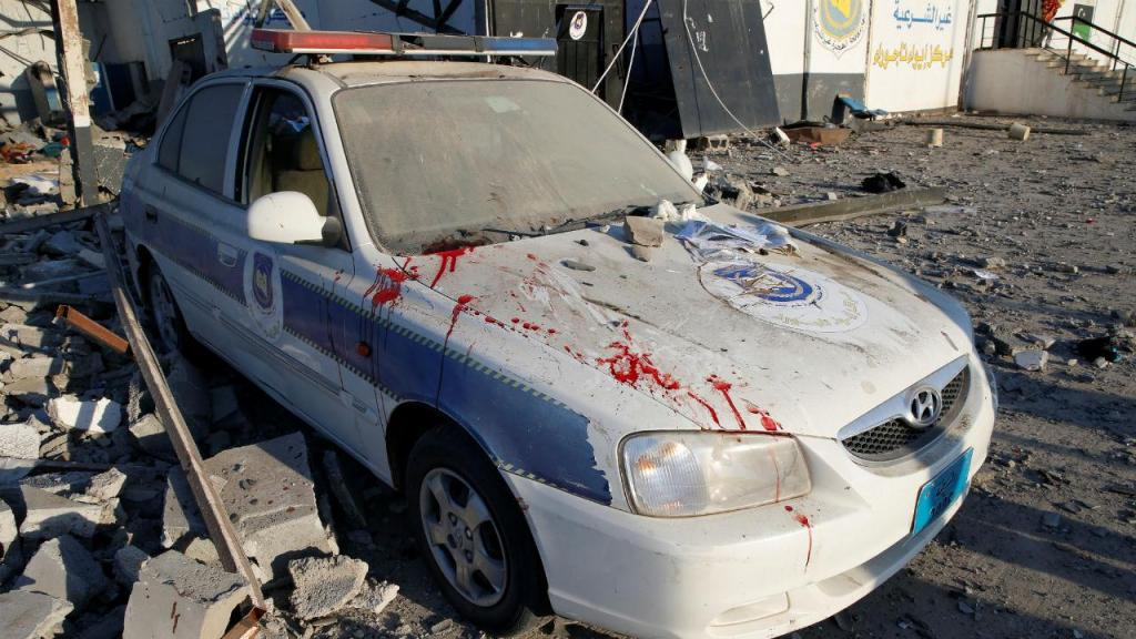 Ataque na Líbia