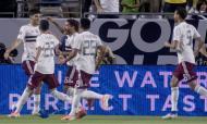 Gold Cup: México-Haiti (EPA/RICK D'ELIA)