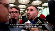 Herrera fala do FC Porto: «Foram seis anos incríveis»