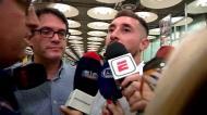 Atlético junta Félix, Herrera e Felipe em Madrid