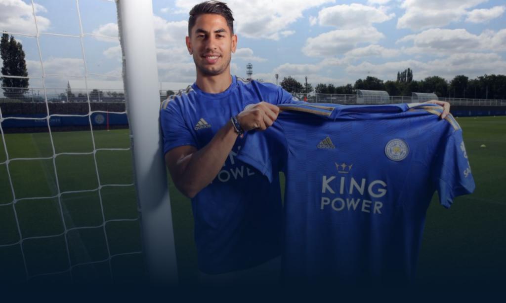 Ayoze Pérez (site Leicester)
