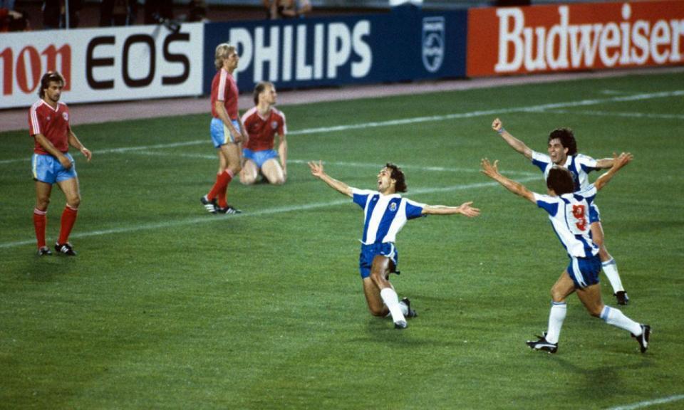 VÍDEO: há 34 anos, Madjer (e o seu calcanhar) chegavam ao FC Porto