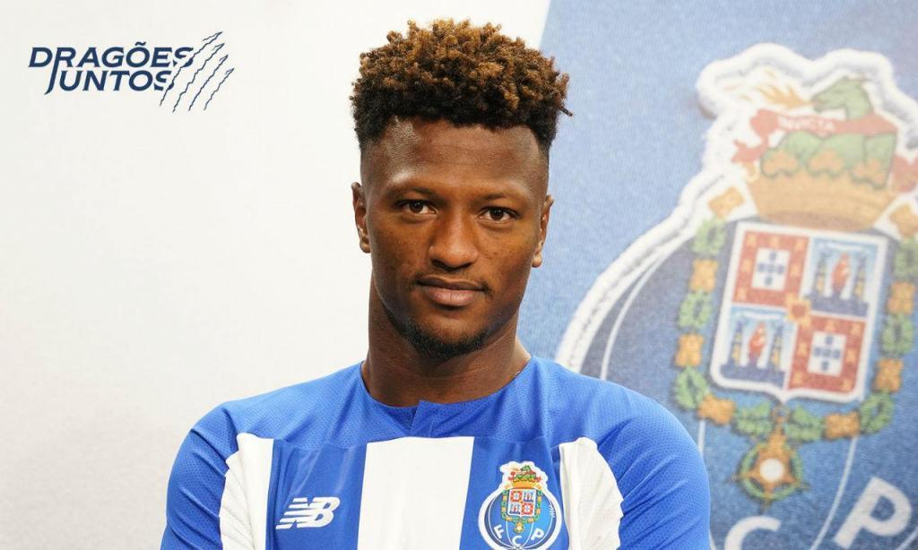 Zé Luís é reforço do FC Porto