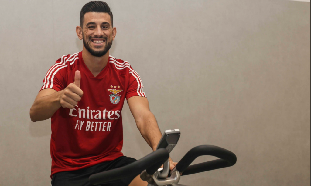 Pizzi (Fonte: Benfica)