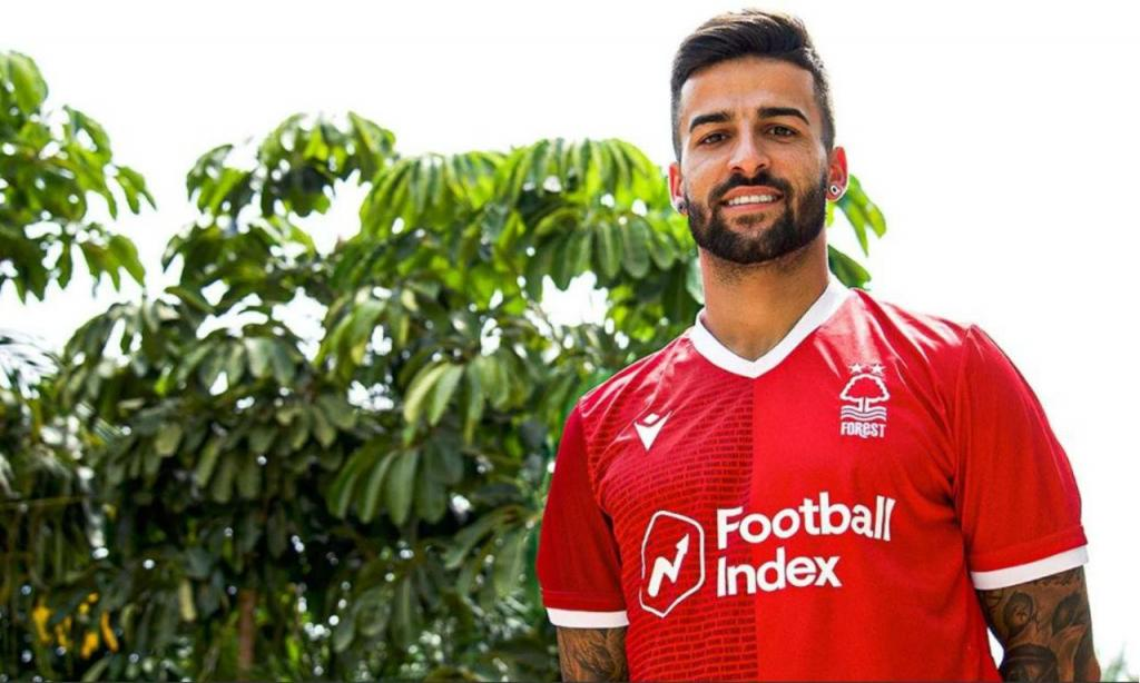 Tiago Silva Nottingham Forest