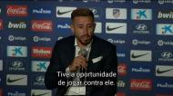 Herrera: «Félix é jovem, mas tem muita qualidade e é inteligente»