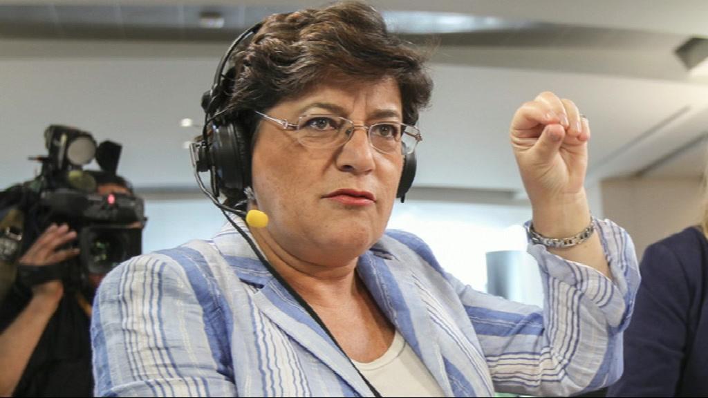 Ana Gomes não comenta processo do Benfica