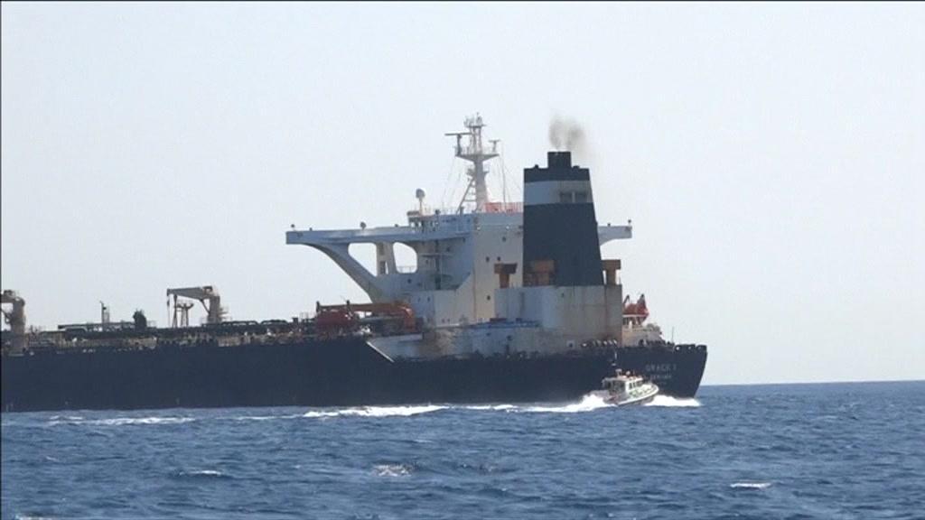 Tensão entre Inglaterra e Irão estende-se a Espanha