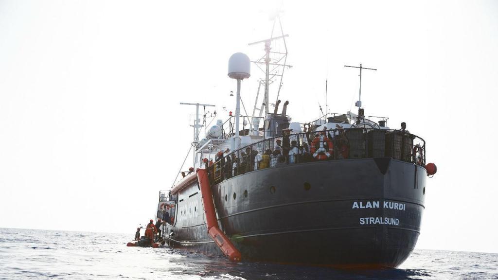 Barco Alan Kurdi