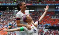 Final do Mundial feminino, EUA-Holanda (Reuters)