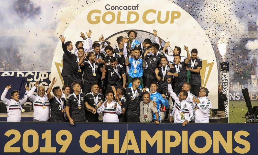 México vence Gold Cup (foto TANNEN MAURY/EPA)