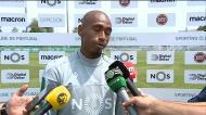 «Jogadores do Sporting são todos de nível mundial»