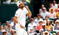 Wimbledon: João Sousa