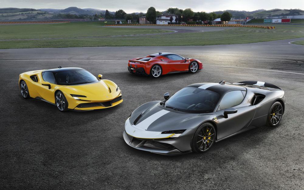 Exposição Ferrari