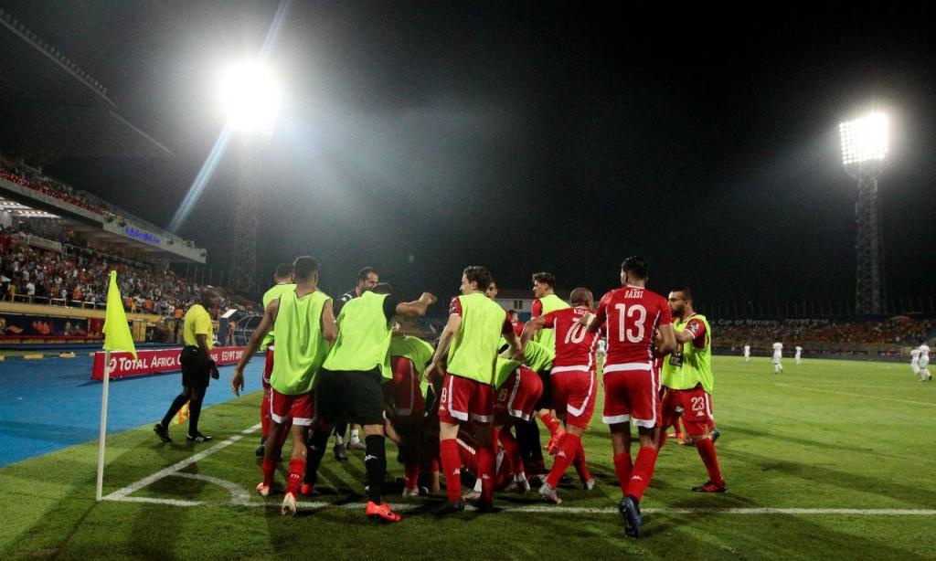 CAN 2019: o Gana-Tunísia em imagens
